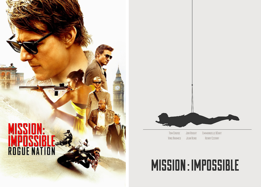 Are movie posters in a design crisis?